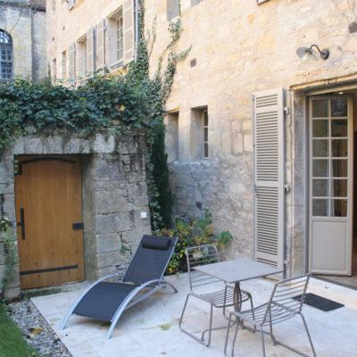 Location studio à Sarlat - Le Porche de Sarlat