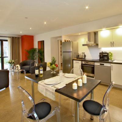 Location appartement Le Magnolia - Sarlat - Les Jardins du Porche
