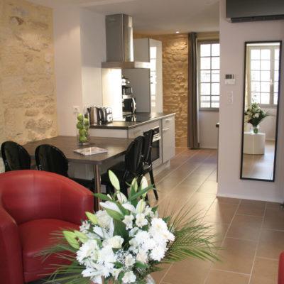 Location appartement supérieur à Sarlat - Le Porche de Sarlat